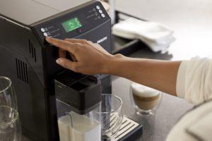 Der Kaffeevollautomat im Alltag