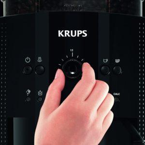 Einfache Bedienung Krups Kaffeevollautomat