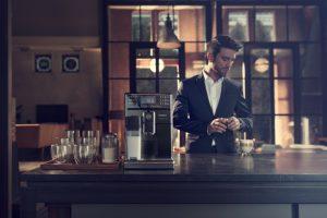 Kaffeevollautomat in der Gastronomie